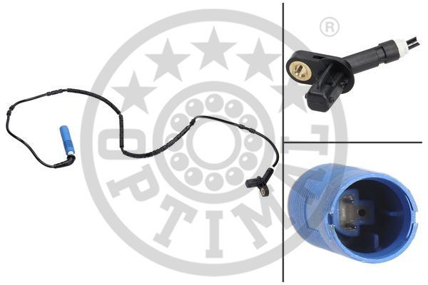 ABS Sensor 06-S012 OPTIMAL 06-S012 in Original Qualität