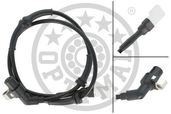 ABS Sensor 06-S025 OPTIMAL 06-S025 in Original Qualität