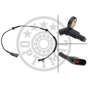 Sensor, Raddrehzahl mit OEM-Nummer 2S61-2B372-AD