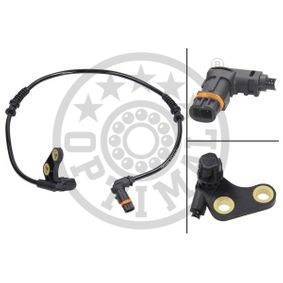 Sensor, Raddrehzahl mit OEM-Nummer 170 540 08 17