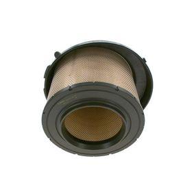 Luftfilter Höhe: 350mm mit OEM-Nummer 0040948504