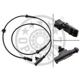 Sensor, wheel speed Length: 1206mm with OEM Number 47910AX610