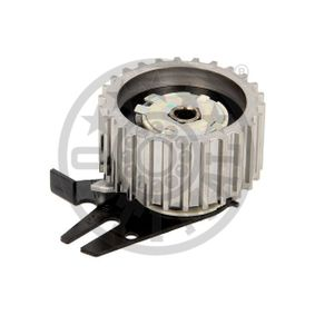 Tensioner Pulley, timing belt Ø: 64,7mm with OEM Number 636317