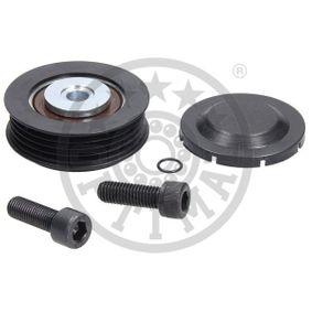 Spannrolle, Keilrippenriemen VW PASSAT Variant (3B6) 1.9 TDI 130 PS ab 11.2000 OPTIMAL Spannrolle, Keilrippenriemen (0-N1317S) für