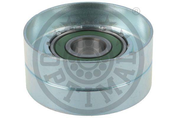 OPTIMAL  0-N1427S Spannrolle, Keilrippenriemen Breite: 30mm