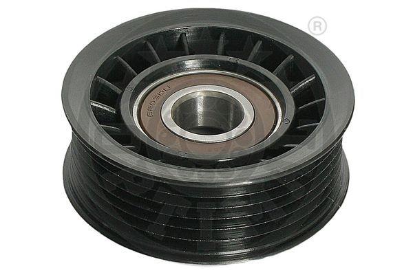 OPTIMAL  0-N1461 Umlenkrolle Keilrippenriemen Ø: 75mm