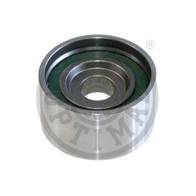 Tensioner Pulley, timing belt Ø: 58mm with OEM Number 2441027000