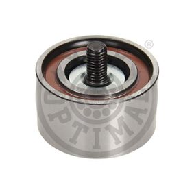Deflection / Guide Pulley, timing belt with OEM Number 24810-27200