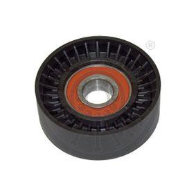 Spannrolle, Keilrippenriemen Breite: 24mm mit OEM-Nummer 03G903315A