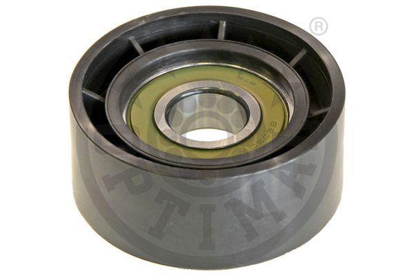 Tensioner Pulley, v-ribbed belt 0-N1808S OPTIMAL 0-N1808S original quality