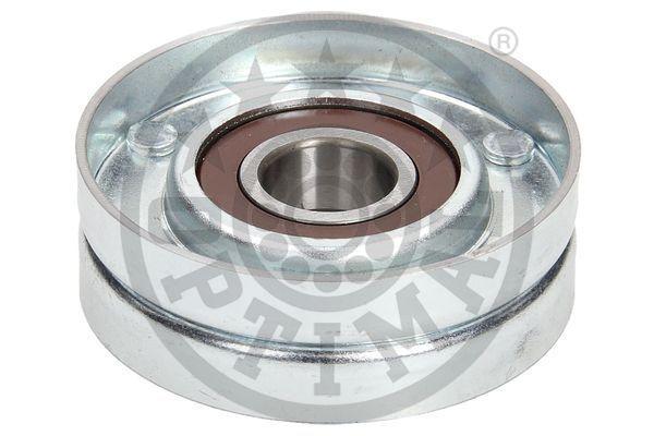 Tensioner Pulley, v-ribbed belt 0-N1813S OPTIMAL 0-N1813S original quality
