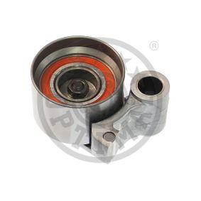Tensioner Pulley, timing belt Ø: 62mm with OEM Number 1350562020
