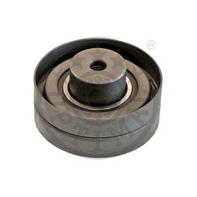OPTIMAL Spannrolle, Zahnriemen 0-N923 für AUDI 90 (89, 89Q, 8A, B3) 2.2 E quattro ab Baujahr 04.1987, 136 PS