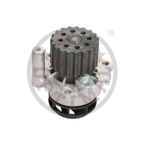 OPTIMAL Wasserpumpe AQ-1802 für AUDI A3 (8P1) 1.9 TDI ab Baujahr 05.2003, 105 PS