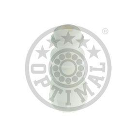 Anschlagpuffer, Federung Höhe: 124mm mit OEM-Nummer 6Q0512131B+