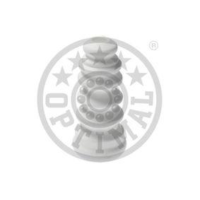Anschlagpuffer, Federung Höhe: 128mm mit OEM-Nummer 1J0 512 131B