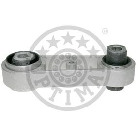 Lagerung, Motor Aluminium mit OEM-Nummer 77 00 411 189