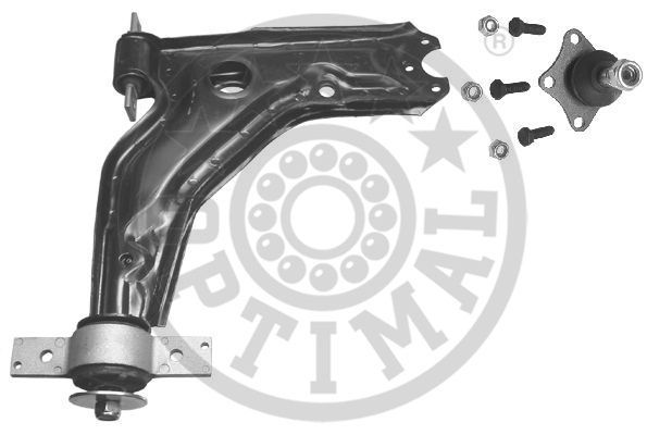 OPTIMAL  G6-511 Lenker, Radaufhängung Konusmaß: 13mm