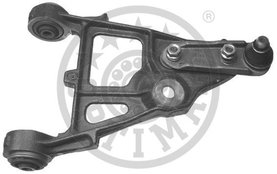 OPTIMAL  G6-601 Lenker, Radaufhängung Konusmaß: 16mm