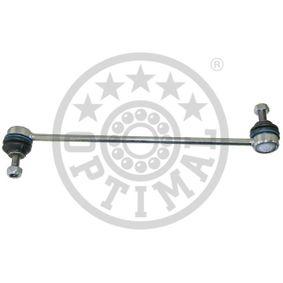 Koppelstange Länge: 300mm mit OEM-Nummer 6G 9N3B438BA