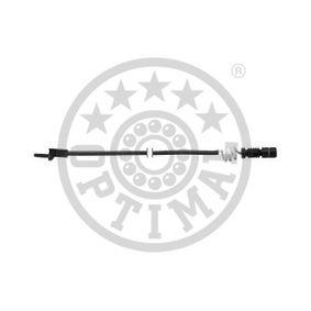 Warnkontakt, Bremsbelagverschleiß Art. Nr. WKT-50337K 120,00€