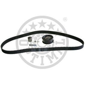 Zahnriemensatz Breite: 25mm mit OEM-Nummer 1L0198002A