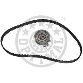 Zahnriemensatz für VW GOLF IV (1J1) 1.6 100 PS ab Baujahr 08.1997 OPTIMAL Zahnriemensatz (SK-1109) für