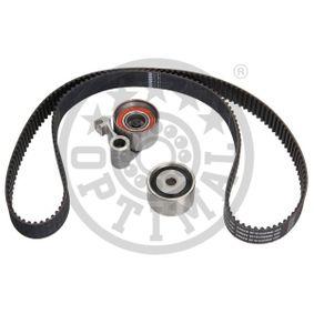 Timing Belt Set Width: 32mm with OEM Number 13505-62060