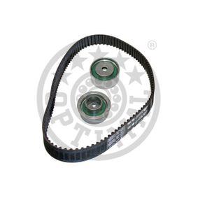 Timing Belt Set Width: 25mm with OEM Number 2481023400