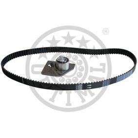 Timing Belt Set Width: 26mm with OEM Number 7701 474 443