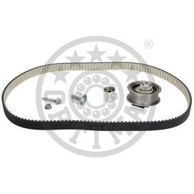 Zahnriemensatz Breite: 23mm mit OEM-Nummer 06F 198 119 A