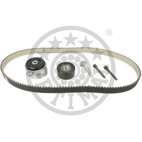 Timing Belt Set Width: 24mm with OEM Number 1606356