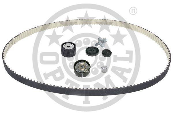 OPTIMAL  SK-1630 Zahnriemensatz Breite: 27mm