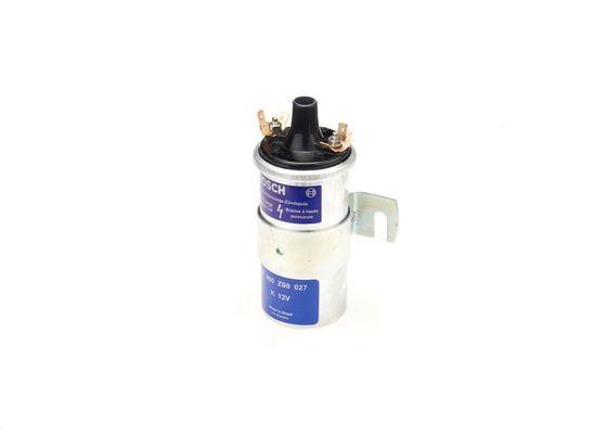 BOSCH Zündspule nicht für kalte Klimazonen  kontaktgesteuert  Formel E  für konventionelle Spulenzündung (SZ)  F 000 ZS0 027