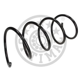 Coil Spring Length: 450mm, Length: 450mm, Length: 450mm, Thickness: 12,6mm, Ø: 169mm with OEM Number 2033213904