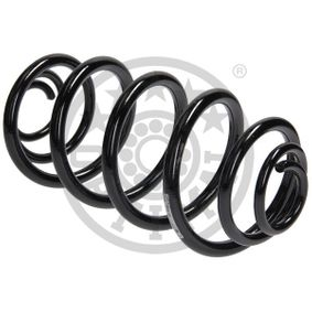Coil Spring Length: 324mm, Thickness 1: 9mm, Thickness 2: 13,8mm, Ø: 141mm with OEM Number 424334