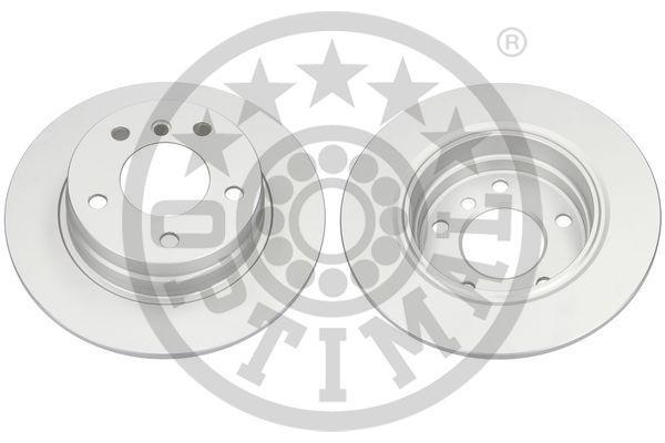 OPTIMAL  BS-2840C Bremsscheibe Bremsscheibendicke: 10mm, Ø: 280mm