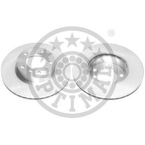 Bremsscheibe Bremsscheibendicke: 22mm, Ø: 286mm mit OEM-Nummer 34 11 1 162 288