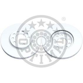 Bremsscheibe Bremsscheibendicke: 25mm, Ø: 280mm mit OEM-Nummer 9 117 678