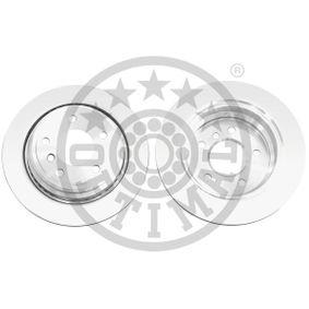 Bremsscheibe Bremsscheibendicke: 20mm, Ø: 298mm mit OEM-Nummer 34 21 1 163 153