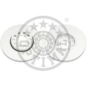 Bremsscheibe Bremsscheibendicke: 25mm, Ø: 288mm mit OEM-Nummer 4B0.615.301B