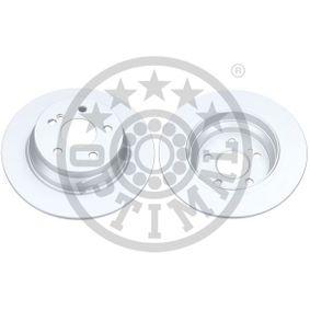 Bremsscheibe Bremsscheibendicke: 10mm, Ø: 300mm mit OEM-Nummer A211 423 0712