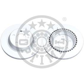 Bremsscheibe Bremsscheibendicke: 22mm, Ø: 300mm mit OEM-Nummer 220 423 0212