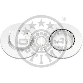 Bremsscheibe Bremsscheibendicke: 22mm, Ø: 300mm mit OEM-Nummer 210 423 08 12