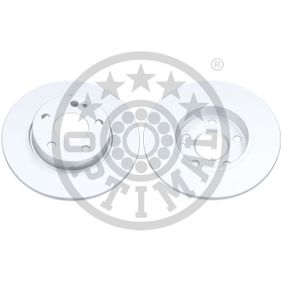 Bremsscheibe Bremsscheibendicke: 12mm, Ø: 276mm mit OEM-Nummer A169 421 00 12