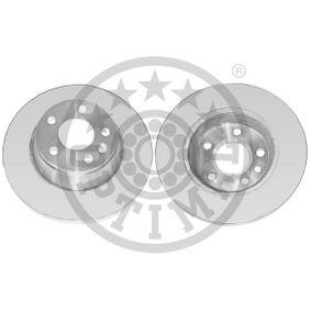 Bremsscheibe Bremsscheibendicke: 13,5mm, Ø: 293,6mm mit OEM-Nummer 7D0 615 601C