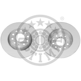 Brake Disc Brake Disc Thickness: 12mm, Ø: 282mm with OEM Number 5Q0 615 601 G