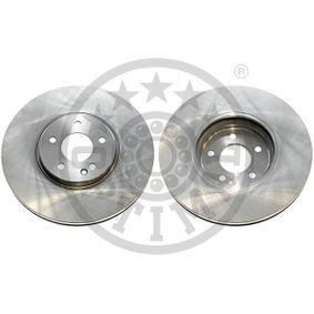 Bremsscheibe Bremsscheibendicke: 32mm, Ø: 330mm mit OEM-Nummer 210.421.23.12