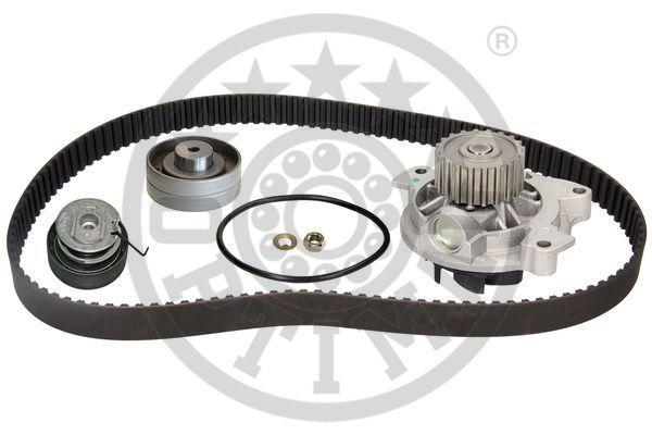 Zahnriemen Kit + Wasserpumpe SK-1360AQ1 OPTIMAL SK1360 in Original Qualität