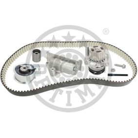 Wasserpumpe + Zahnriemensatz Breite: 30mm mit OEM-Nummer 038 109 119S